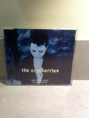The Cranberries - Dreams Cd Single 4 track 1994 island records