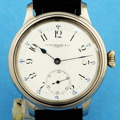 Patek Philippe  Vintage 1A Chronometer Collector Limited Edition High Grade