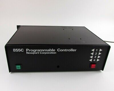 Newport 855C Programmable 4-Axis Motion Controller
