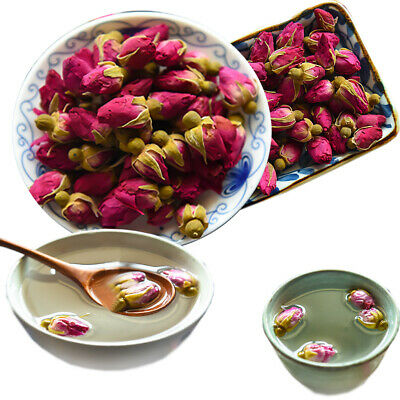 Rose Tea Dried Rosebud Without Sulfur Flower Bulk Chinese Tea China Healthy Food