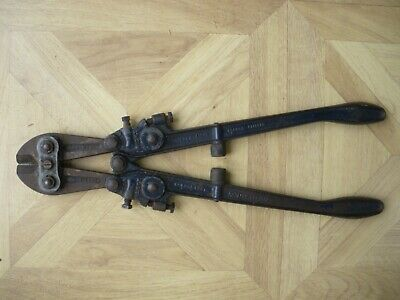 """Record Clipper Small Bolt Cutters 18"""" (approx 460mm)"""