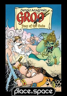Groo Fray Of The Gods - Softcover