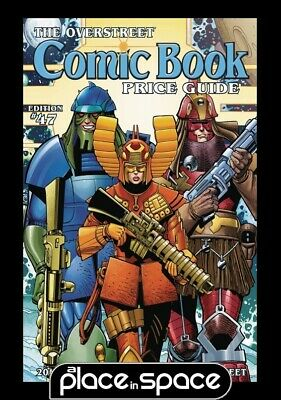 Overstreet Comic Bk Pg Vol 47 Hall Of Fame Star Slammers - Softcover