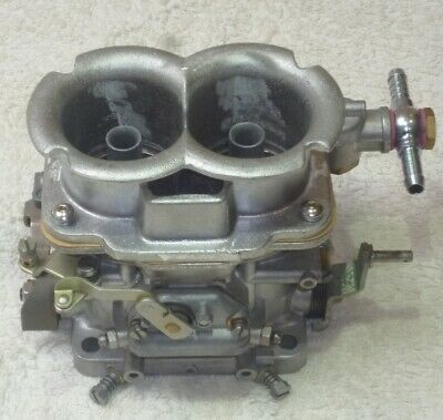 Rebuilt Weber 42 dcnf  single carb for Fiat Ford engines