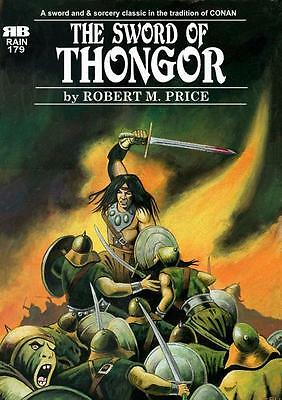 179 THE SWORD OF THONGOR Rainfall chapbook. Lin Carter (Conan/Burroughs)