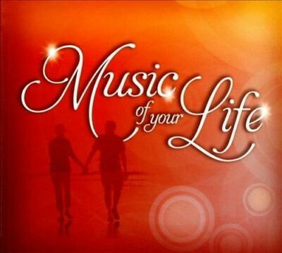 Music of Your Life 10 CD Box Set Time Life Hits 150 Sealed Made/free shipping