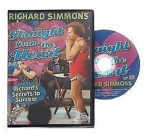 Richard Simmons: Straight from the Heart - DVD