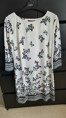 f49994eef01 BUTTERFLY TUNIC DRESS, Size 12 Primark - $5.37 | PicClick