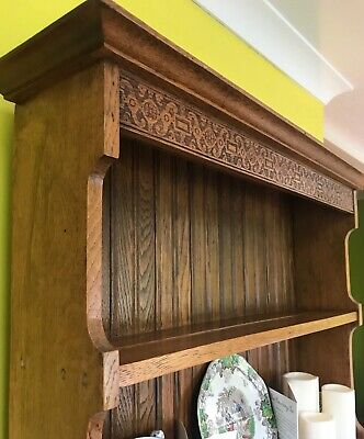 Arts And Crafts Oak Dresser