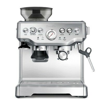 Breville the Barista Express™ Coffee Machine - BES870BSS WorldWide delivery