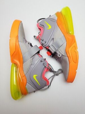 c0abc3b49abe Nike Air Force 270 Mens Size 8.5 Shoes Sherbert Atmosphere Grey AH6772 007  Volt