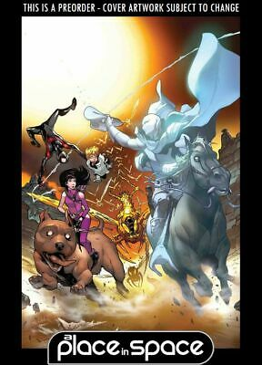 (Wk20) War Of The Realms: Journey Into Mystery #3A - Preorder 15Th May