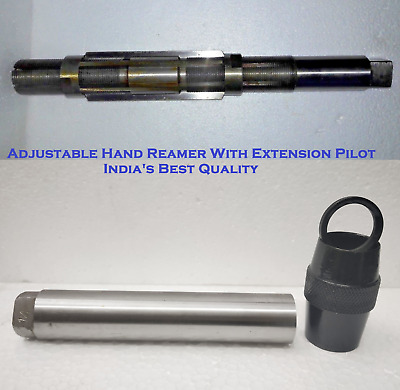 """1.1//2/"""" with US-SELLER 11 Pcs Set Adjustable Hand Reamer H4 to H14-15//32/"""""""