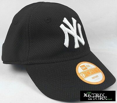 New Era Diamond Era Essential 9Forty Elasticated Infants Cap - Ny Yankees