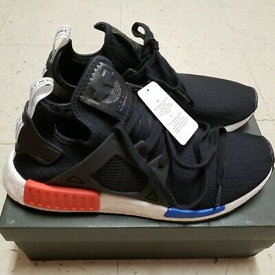 9a0f7fdf343 ADIDAS NMD XR1 PK OG Core Black Blue Red Size 13. BY1909 Ultra Boost ...