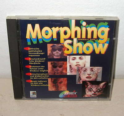 Morphing Show * CD ROM Golla sybex animation Transformation RAR