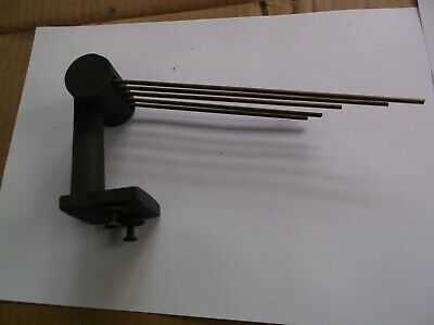 5 Fork Chimes  From An Old 4X4 Haller Mantle Clock   Ref Pp 101