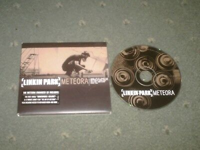 Linkin Park-Meteora-Enhanced Cd-Somewhere I Belong-Rock
