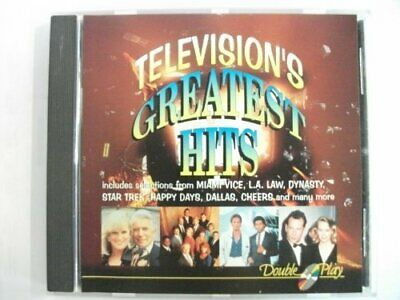 Various - Television's Greatest Hits - Various CD T6VG The Cheap Fast Free Post