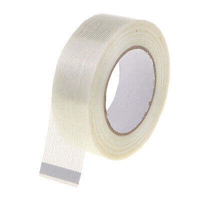 55 Yards Tape, Filament Fiberglass,Heavy Duty For Packing Strapping Wrapping