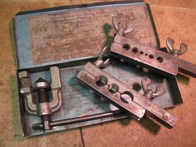 """Imperial Eastman 375FS 1/8""""-3/4"""" 45 Degree Flaring Tool"""