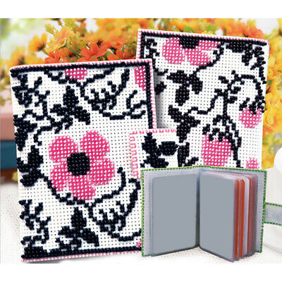 Embroidery Cross Stitch Kit Set For Beginners-Handmade Embroidery DIY Craft Q9R7