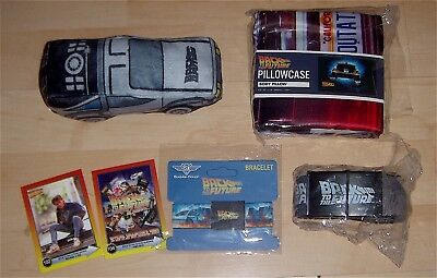Back To The Future ***Collectible Item Set of 5