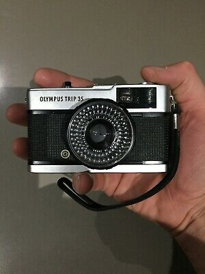 Olympus trip 35. Great condition. Functioning perfectly