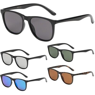 Retro Sunglasses - Mens / Womens - Vintage / Retro Frame Round Lens - Free Post