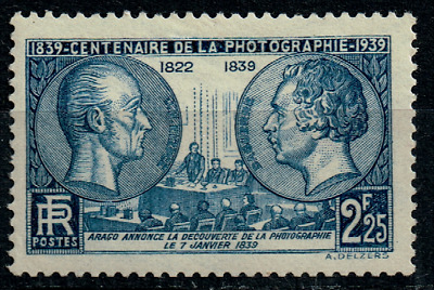 TIMBRE FRANCE année 1939 n°427 NEUF**