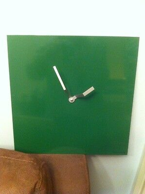 Hermle Contempory Wall Clock With Hermle Quartz Movement