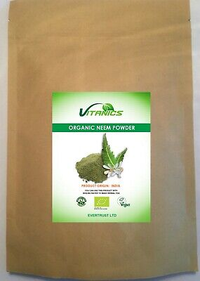 Organic Neem Powder 200g