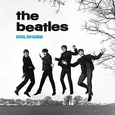 The Beatles Official 2019 Calendar - Square Wall Calendar Format by The Beatles