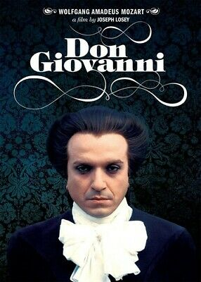 Don Giovanni DVD NEW