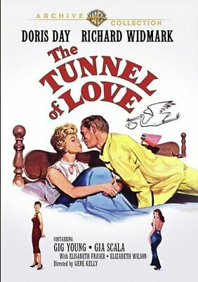 The Tunnel of Love (1958 Doris Day) DVD NEW
