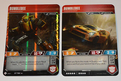 TRANSFORMERS TCG 1x Game card UT T31 Prowl Military Strategist