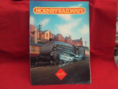 Hornby Railways 40Th Edition Product Catalogue & Price List 1994 In V.g.c.