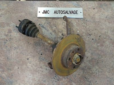 Lancia Beta Coupe Spyder Off Side Drivers Right Front Wheel Hub + Driveshaft