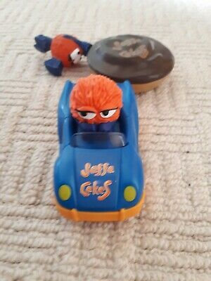 Burger king Kids Club Jaffa Cake Toys 2000