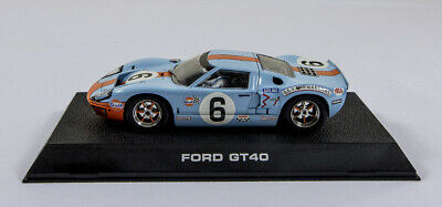 Scalextric Ford GT40 #6 - Ickx / Oliver - 1st Le Mans 1969 - 1/32