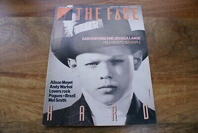 THE FACE Magazine #59 March 1985 HARD