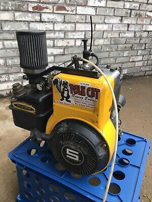 5HP BRIGGS AND stratton Blueprinted Go Kart Racing Engine
