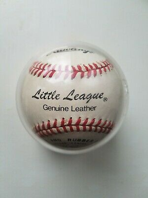 RAWLINGS OFFICIAL LITTLE League Baseball (Dozen) - $56 90