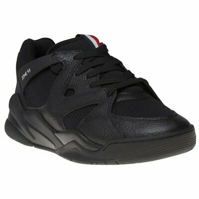 0b3b4923a1f CHAMPION TRAINERS ZONE 93 Size 8 High Top Black Leather -  52.13 ...