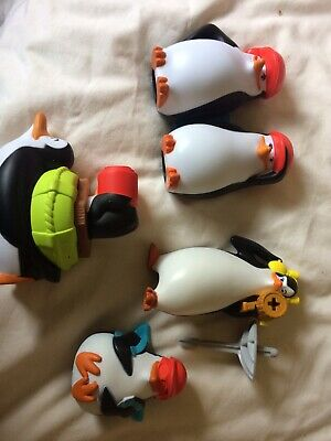 McDonald's Toys Penguins Of Madagascar