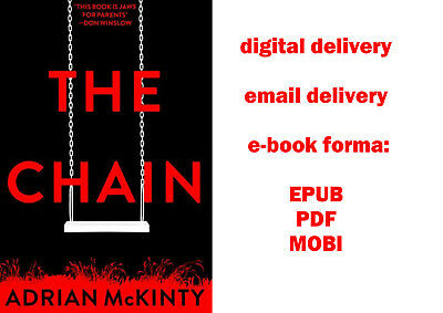 THE CHAIN by Adrian McKinty (2019 P.D.F)