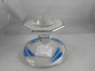 1930's ART DECO MODERNE CLASSIC CANDLE HOLDER
