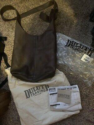52a3834ac23ff Duluth Trading Company Leather AWOL Bag 2.0.