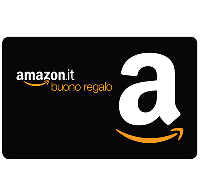 Buono Amazon 8 EURO Gift Card Voucher