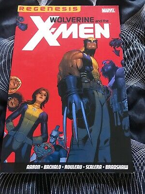 Marvel Wolverine and the X-Men Regenesis 2011 By Jason Aaron Chris Bachalo